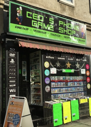 Ceo's GameShop