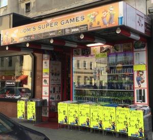 Döm's Super Games