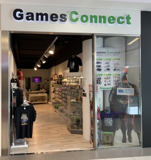 Games Connect