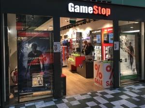 GameStop Arcade Meidling