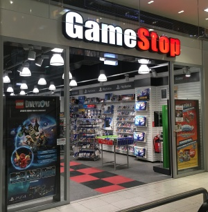GameStop BahnhofCity Wien West