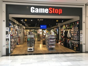GameStop Shopping City Süd