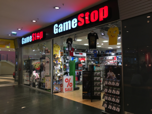 GameStop Shopping City Seiersberg