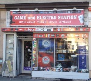 Game und Electro Station