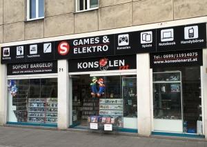 S-Games & Elektro