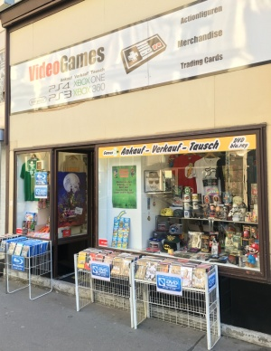 Video Games & Merchandise
