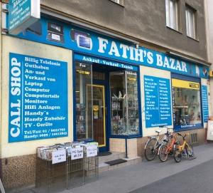 Fatih's Bazar